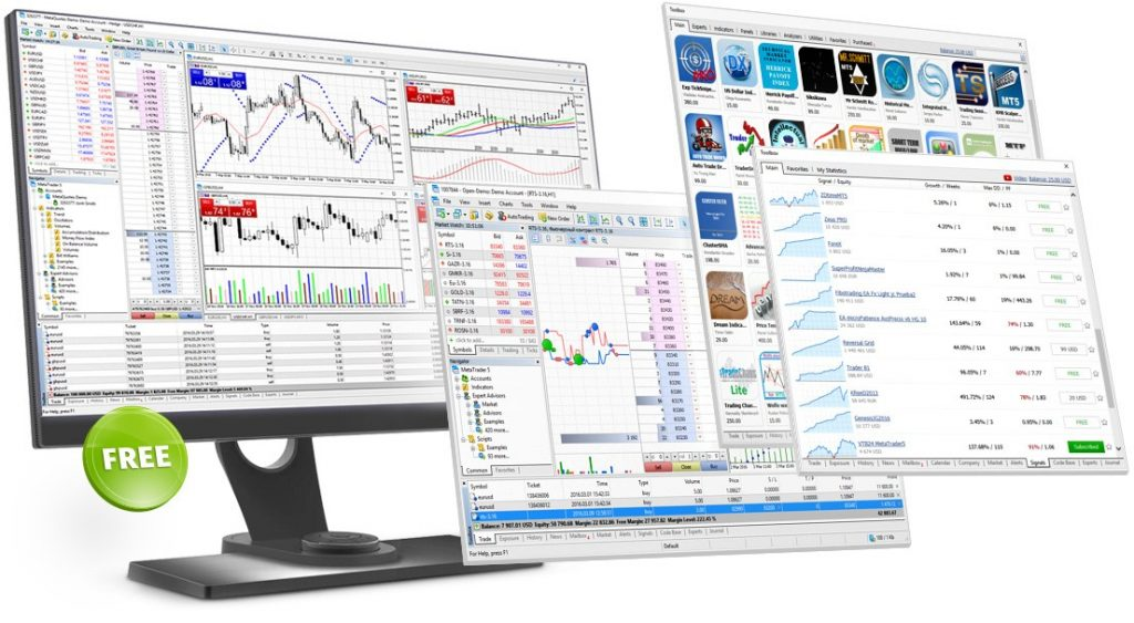 download metatrader5 pc 1024x563 - The Top 8 Trading Platforms to Trade Forex in 2019