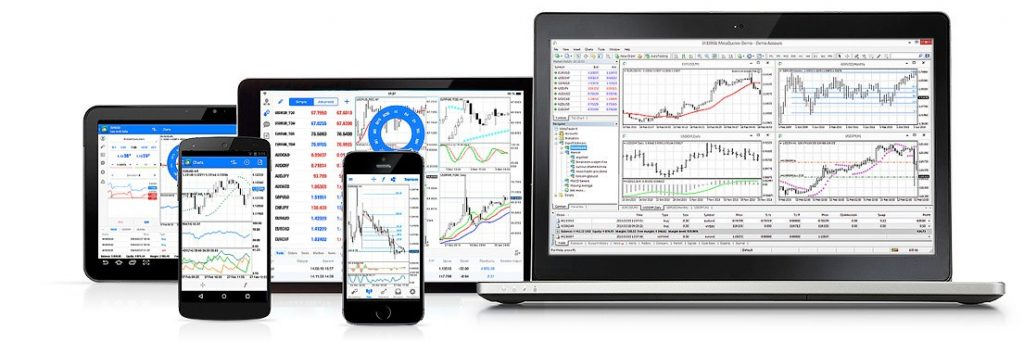 metatrader4 devices v2 1024x342 - The Top 8 Trading Platforms to Trade Forex in 2019